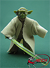 Yoda, Jedi Attack Fighter figure