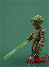 Yoda Jedi Attack Fighter Movie Heroes Series