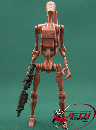 Battle Droid figure, MHBattlePack