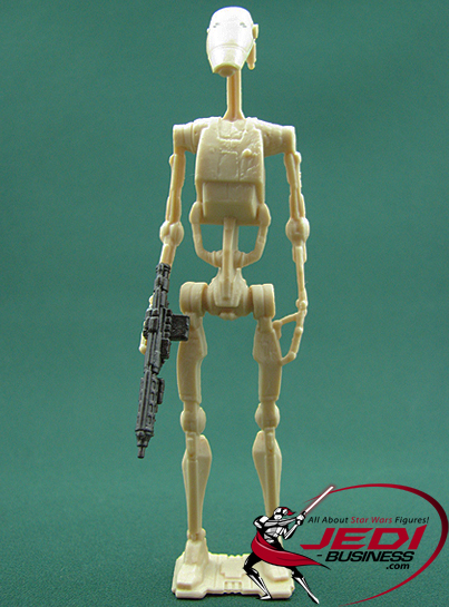 Battle Droid figure, mhdeluxe