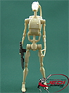 Battle Droid, With Multi Troop Transport figure