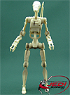 Battle Droid, With STAP figure