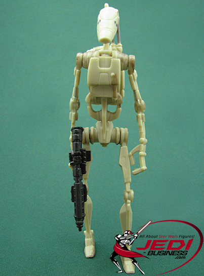 Battle Droid figure, MH