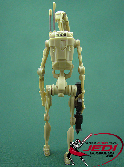 Battle Droid The Phantom Menace Movie Heroes Series