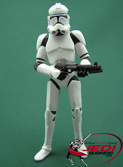 Clone Trooper figure, MHDeluxe
