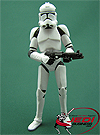 Clone Trooper, With BARC Speeder figure