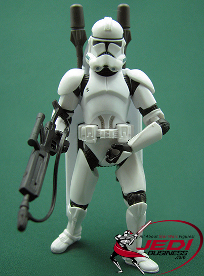 Clone Trooper figure, MH