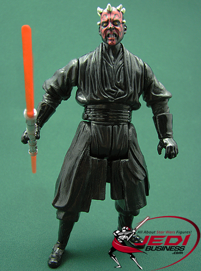 Darth Maul Duel On Naboo Movie Heroes Series