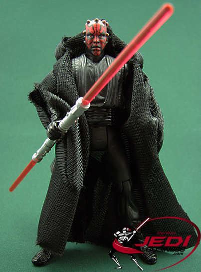 Darth Maul figure, MHDeluxe