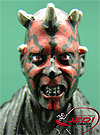 Darth Maul, Slashing Lightsaber Action! figure