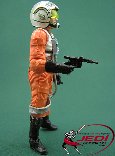 Davish Krail Yavin Pilot Pack Movie Heroes Series