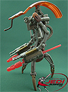 Destroyer Droid, Firing Cannons! figure