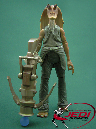 Jar Jar Binks figure, MH