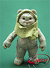 Kneesaa, Ewok Pack figure