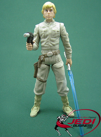 Luke Skywalker figure, MHBattlePack