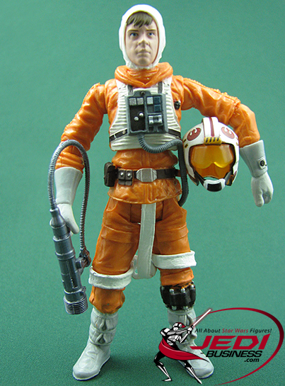 Luke Skywalker Backpack With Zip-Line Movie Heroes Series