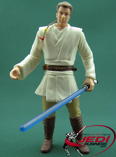 Obi-Wan Kenobi With Multi Troop Transport Movie Heroes Series
