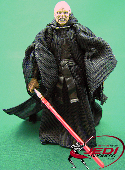 Palpatine (Darth Sidous) figure, MH2-pack