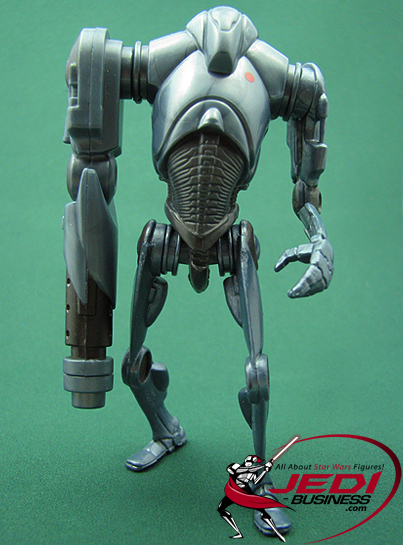 Super Battle Droid figure, MHBasic