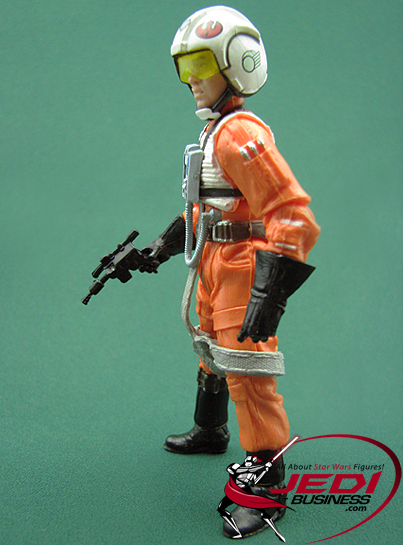 Tiree Yavin Pilot Pack Movie Heroes Series