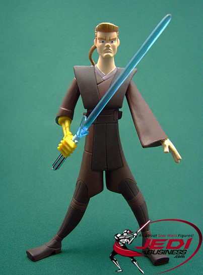 Anakin Skywalker figure, CWAnimated