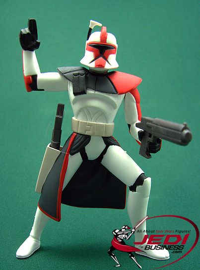 Arc Trooper figure, CWAnimatedMultipack