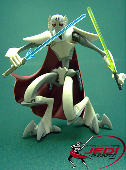 General Grievous Commemorative DVD 3-Pack 2005 Set #1 Tartakovsky Clone Wars (Animated)