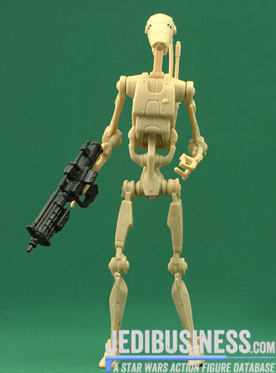 Battle Droid figure, OTCBattlepack
