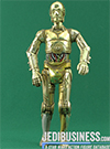 C-3PO, Episode 5: The Empire Strikes Back figure