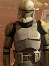 Clone Trooper Commander Troop Builder 4-pack Ranked Clean Armor Original Trilogy Collection