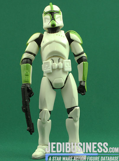 Clone Trooper Sergeant Troop Builder 4-pack Ranked Clean Armor
