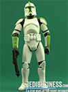 Clone Trooper Sergeant, Troop Builder 4-pack Ranked Clean Armor figure