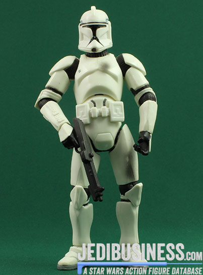 Clone Trooper Troop Builder 4-pack White/Dirty Original Trilogy Collection