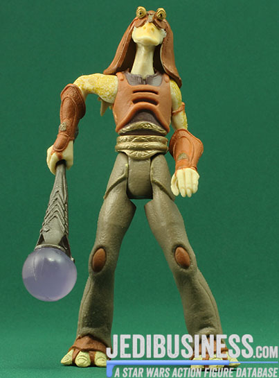 Gungan Warrior Naboo Final Combat 4-Pack