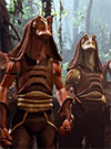 Gungan Warrior Naboo Final Combat 4-Pack Original Trilogy Collection