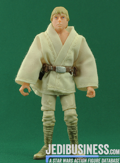 Luke Skywalker figure, OTCVintage