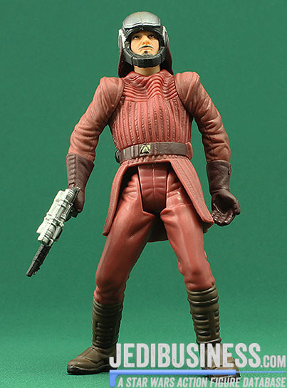 Naboo Royal Guard figure, OTCBattlepack