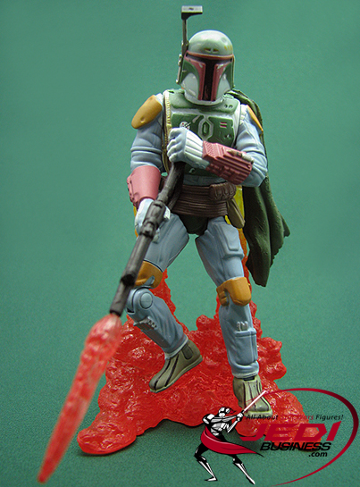 Boba Fett figure, OTCBasic