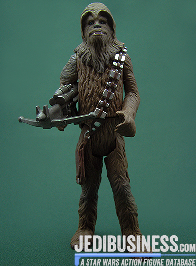 Chewbacca figure, OTCCommemorative