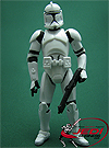 Clone Trooper, Troop Builder 4-pack White figure
