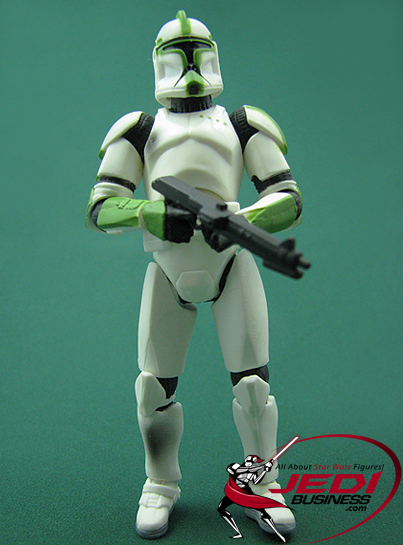 Clone Trooper Sergeant Troop Builder 4-pack Ranked Battle Damage