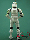 Clone Trooper Sergeant Troop Builder 4-pack Ranked Battle Damage Original Trilogy Collection