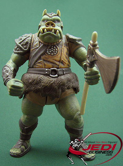 Gamorrean Guard figure, OTC