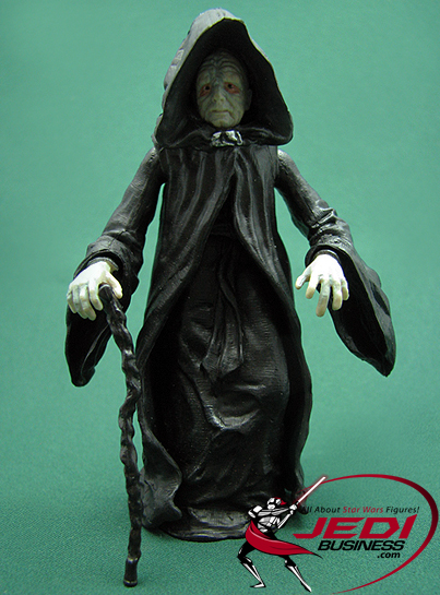 Palpatine (Darth Sidious) figure, OTCCommemorative