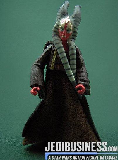 Shaak Ti figure, OTCScreenScene