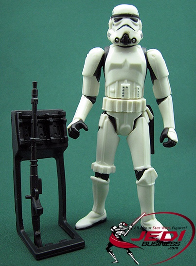 Stormtrooper figure, OTCBasic