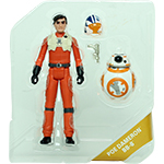 BB-8 2-Pack #2 With Poe Dameron