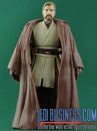 Obi-Wan Kenobi Separation Of The Twins With Luke Revenge Of The Sith Collection