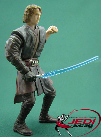Anakin Skywalker Battle Arena Trade Federation Cruiser Revenge Of The Sith Collection