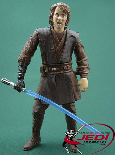 Anakin Skywalker figure, ROTSPack-in